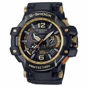 カシオ GPW-1000GB-1AJF G-SHOCK ジーショック Master of G ブラック×ゴールドカラー Newモデル