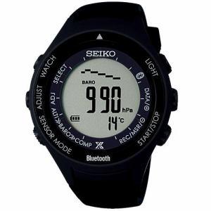 セイコー SBEK001 PROSPEX プロスペックス 10気圧防水 高度計測機能 Bluetooth通信機能 ソーラーモデル