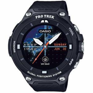カシオ WSD-F20-BK Smart Outdoor Watch PRO TREK Smart プロトレックスマート ブラック