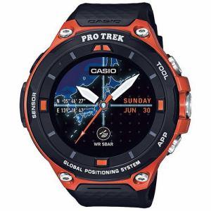 カシオ WSD-F20-RG Smart Outdoor Watch PRO TREK Smart プロトレックスマート オレンジ
