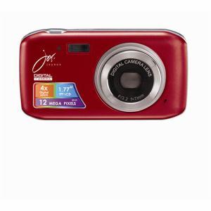 ジョワイユ JOY50SR デジタルカメラ レッド