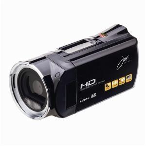 ジョワイユ JOY5162BK FULLHDビデオカメラ ブラック