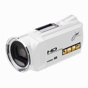 ジョワイユ JOY5162WH FULLHDビデオカメラ ホワイト