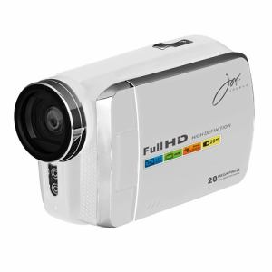 ジョワイユ JOY8251WH FULLHDビデオカメラ with Wi-Fi ホワイト