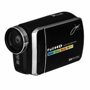 ジョワイユ JOY8251BK FULLHDビデオカメラ with Wi-Fi ブラック