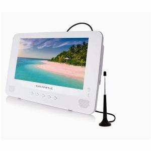 ステイヤー 9WDVSWH GRANPLE 9インチ防水DVDプレーヤー(ちょい録32G) ホワイト