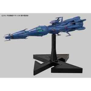 バンダイ プラスチックキット1/1000宇宙戦艦ヤマト2199独立戦闘指揮艦デウスーラII世・コアシップ