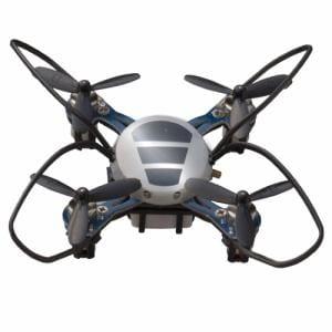 京商 マルチコプター 2.4GHz搭載 QuattroX -クアトロックス- シルバー