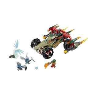 レゴジャパン LEGO 70135 クラッガーのファイヤー・ストライカー
