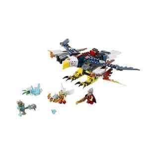 レゴジャパン LEGO 70142 エリスのイーグル・フライヤー