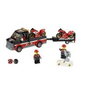レゴジャパン LEGO 60084 レースバイクキャリアー