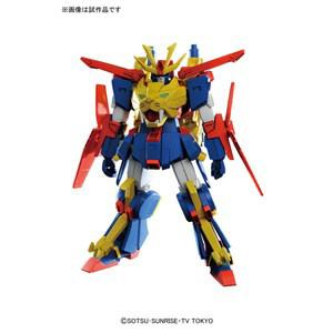 バンダイ HGBF 1/144 ガンダムトライオン3