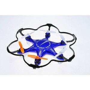 童友社 2.4GHz 6枚羽根マルチコプター ドローン6 (ブルー) MODE2