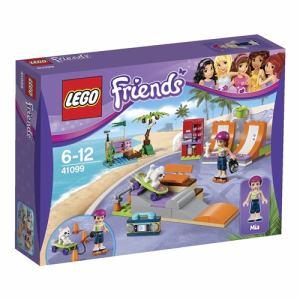 レゴジャパン LEGO 41099 フレンズ ハートレイクのスケートパーク