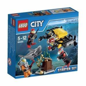 レゴジャパン LEGO 60091 海底調査スタートセット
