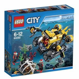 レゴジャパン LEGO 60092 海底潜水艦