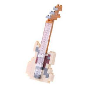 カワダ ナノブロック  NBC-147 エレキギターアイボリー