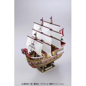 バンダイ 本格帆船プラモシリーズ ワンピース レッド・フォース号 プラスチックキット
