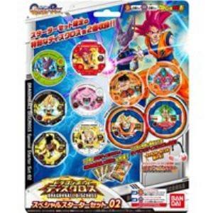 バンダイ ドラゴンボールディスクロス スペシャルスターターセット02