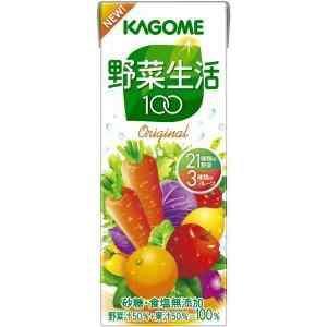 KAGOME 野菜生活100 オリジナル 200ml
