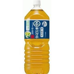 サントリー緑茶 伊右衛門 贅沢冷茶 2Lペット