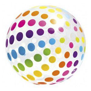 INTEX U-5099 Beach Balls 590650 Jumbo Ball
