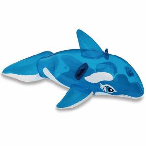 INTEX ME-7012 bignovelties 58523 Lil Whale Ride-On