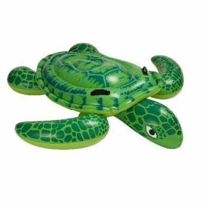 INTEX U-5073 bignovelties 56524 Sea Turtle Ride-ON