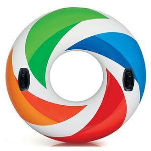 INTEX U-5100 swimtubes 58202 Color Whirl Tube