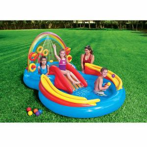 INTEX ME-7019 play centers 57453 Rainbow Ring Play Center