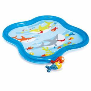 INTEX U-57126 BABY POOLS 57126 SQUARE BABY SPRAY POOL