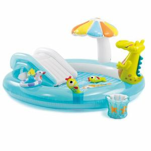 INTEX U-57129 PLAY CENTERS 57129 GATOR PLAY CENTER