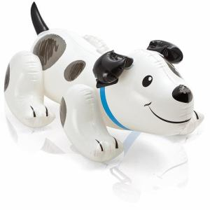 INTEX U-57521 NOVELTIES&GAMES 57521 PUPPY RIDE-ON RIDE-ON