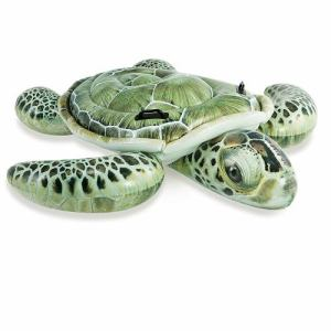INTEX U-57555 NOVELTIES&GAMES 57555 REALISTIC SEA TURTLE RIDE-ON