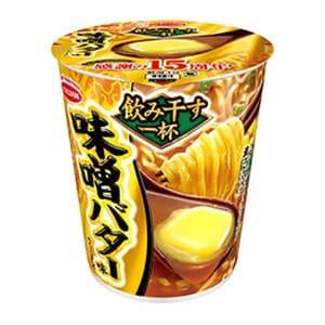 エースコック タテ型 飲み干す一杯 味噌バター味ラーメン 67g