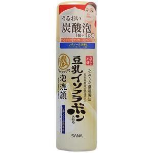 常盤薬品工業 サナ なめらか本舗 豆乳イソフラボン含有のパーフェクト泡洗顔 (110g)