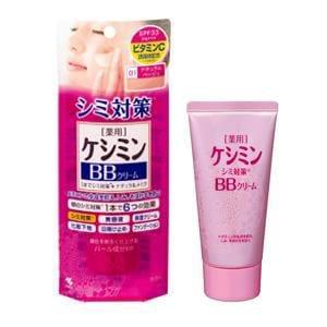 小林製薬 ケシミンBBクリーム ナチュラルオークル (ふつうの肌色) (30g)
