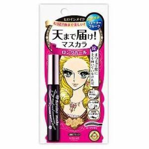 伊勢半 ヒロインメイク スペシャルシリーズ ロングカール ウォータープルーフ 01 漆黒ブラック