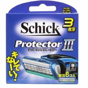 シック・ジャパン シック プロテクター スリー 替刃 (8個入)