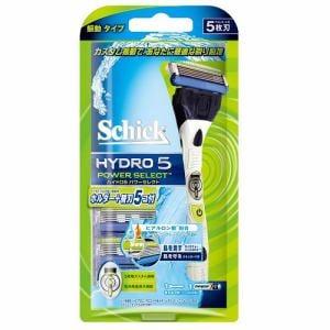 シック・ジャパン ハイドロ5 パワーセレクト コンボパック (替刃5個付)