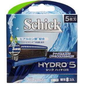 シック・ジャパン ハイドロ5 替刃 (8個入)