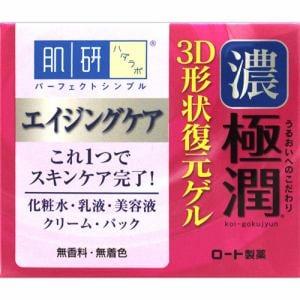 ロート製薬(ROHTO) 肌研 濃極潤 3D形状復元ゲル (100g)