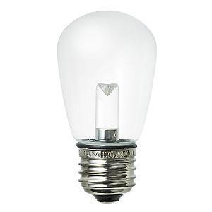ELPA LED電球 サイン球形 クリア昼白色 LDS1CN-G-GWP905