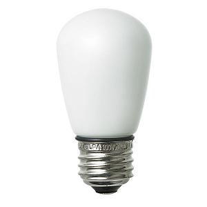 ELPA LED電球 サイン球形 電球色 LDS1L-G-GWP901