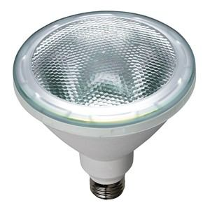 ELPA LED電球ビーム型 昼光色 LDR14D-M-G050