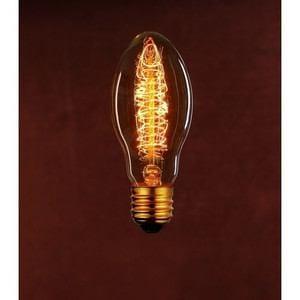 舶用電球 110V40W E75 F5 E26 ヴィンテージランプ 電球色