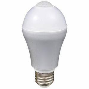 ドウシシャ LED電球 人感センサー付 E26 40W 電球色 LVA40L-HS