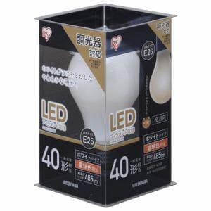 アイリスオーヤマ LDA4L-G/D-FW LED電球 E26口金 電球色 485lm(40W形相当)