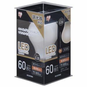 アイリスオーヤマ LDA7L-G/D-FW LED電球 E26口金 電球色 810lm(60W形相当)