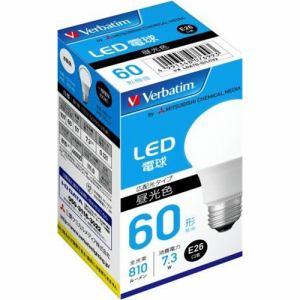 三菱ケミカルメディア LDA7D-G/LCV2 LED電球 60W相当 昼光色